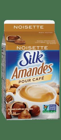 Silk pour café Amandes Noisette