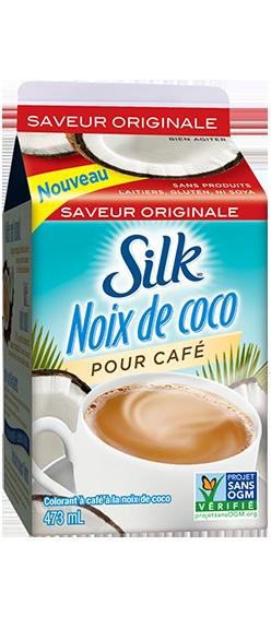 Silk pour café Noix de coco Originale