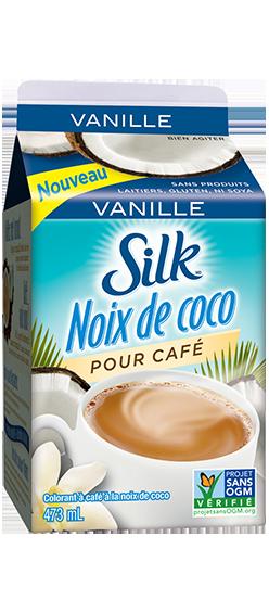 Silk pour café Noix de coco Vanille
