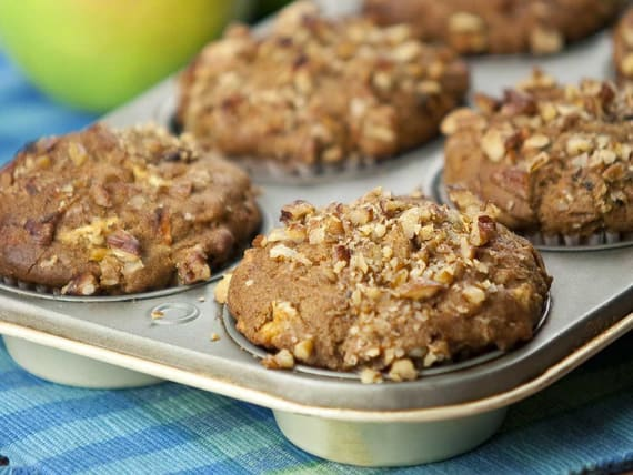 Muffins matinaux glorieux