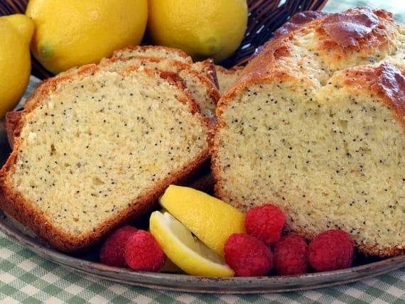 Gâteau aux grains de pavot