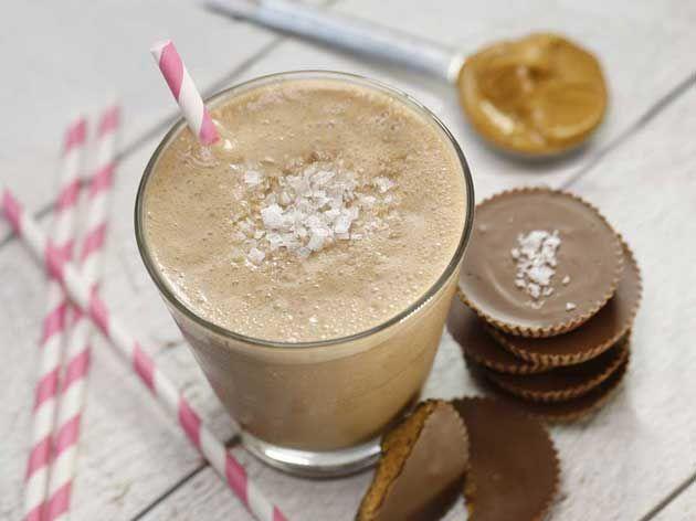 Choco-smoothie sucré salé